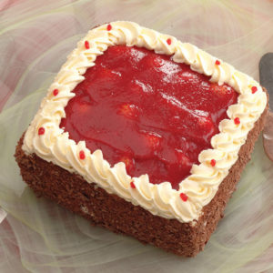 Torta Chocofresa