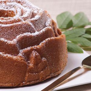 Torta Casera Rosa
