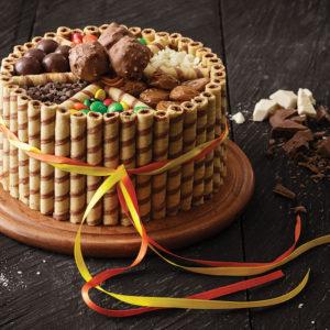 Torta Moka Candies
