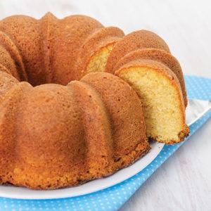 Torta Casera Cero Azúcar